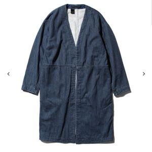 N Hoolywood Retro Style Unisex Denim Jacket